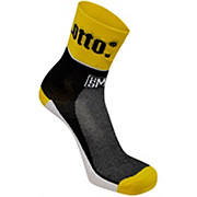 Santini Lotto Jumbo Coolmax Socks